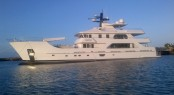Motor Yacht BATAI (hull 591) by Inace Yachts