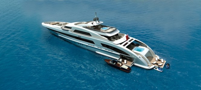 Motor Yacht Galactica Star