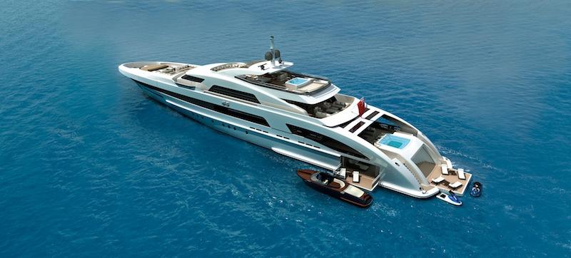 Motor Yacht Galactica Star Yacht Charter Superyacht News