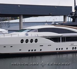 Palmer Johnson launch 65m PJ210/1 motor yacht LADY M (Project Stimulus)