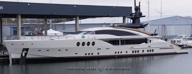 Motor yacht Lady M (Project Stimulus)