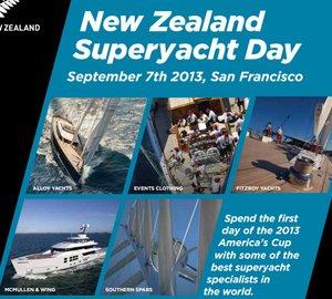 NZ Superyacht Day