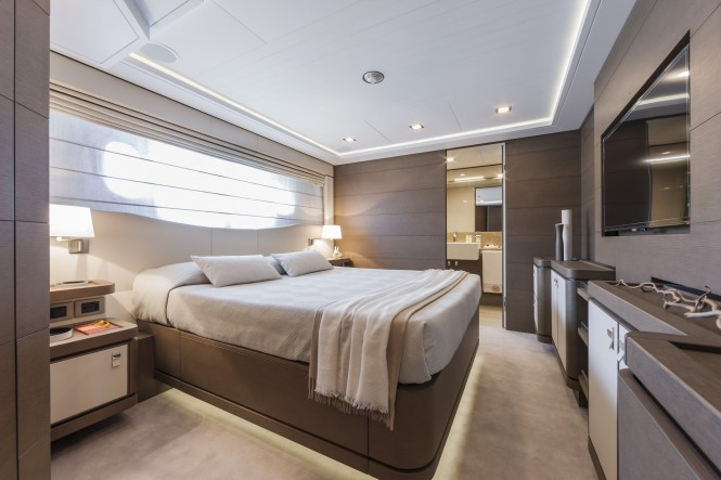 Navetta 33 No. 12 Yacht - Cabin