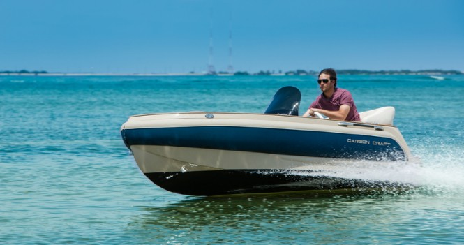New 2013 Carbon Craft 110 Superyacht Tender