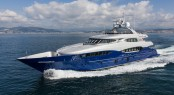 New 46m motor yacht Vulcan by Vicem Yachts