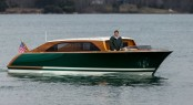 New 8.5m superyacht tender by Hodgdon