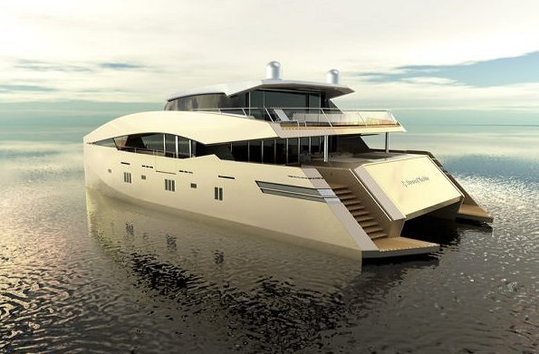 New 90 Sunreef Power Superyacht