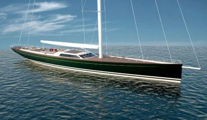 New Balk 175 Yacht Pink Gin VI by Balk Shipyard