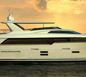 New Hatteras 100 RPH Yacht to make her debut at 2013 Ft. Lauderdale Boat Show