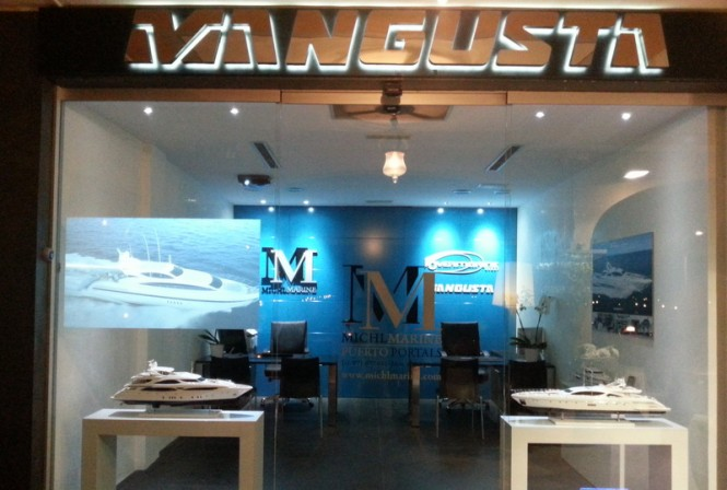 New Mangusta Office in Puerto Portals