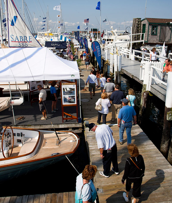 Newport International Boat Show 2012