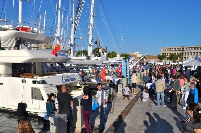 Palma International Boat Show 2013 attended by 37,000 visitors
