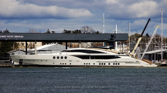 Palmer Johnson PJ210 Yacht Lady M