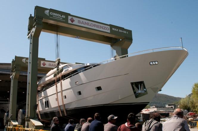SL94 Sanlorenzo superyacht B2