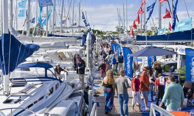 Sanctuary Cove International Boat Show 2010