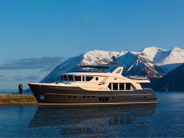 Selene 92 Ocean Explorer Yacht by Selene Yachts