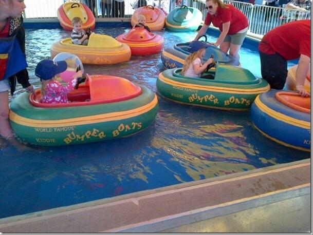 Sirocco Bumper Boats