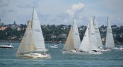 Start of 2011 SSANZ RNI Race - Photo by Steve Cranch