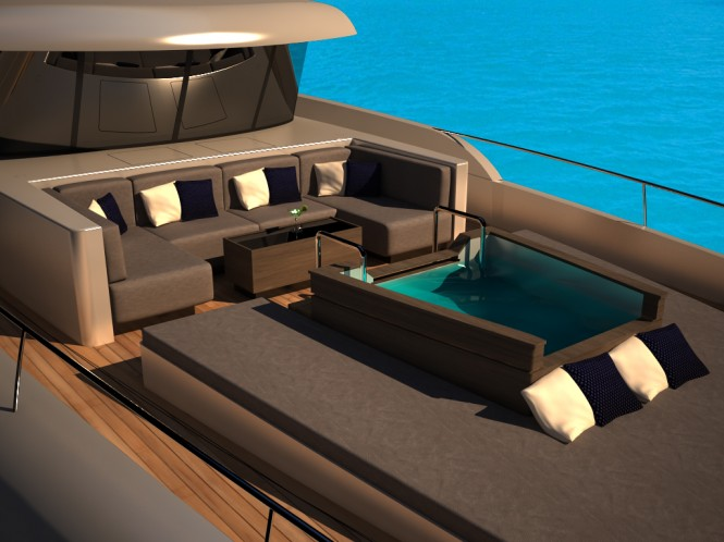 Superyacht Contact design - Exterior