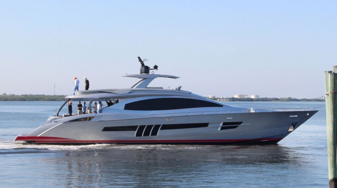 Superyacht LSX92