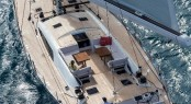 Swan 90S superyacht Freya by Nautor's Swan - Photo credit to Carlo Borlenghi