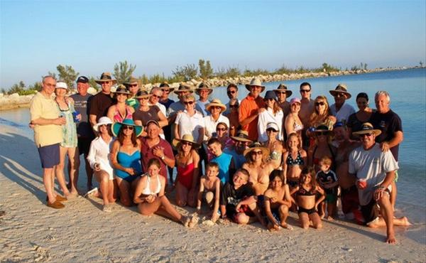 Third Annual Owner Rendezvous in Grand Bahamas hosted by Horizon