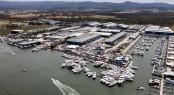 This year organisers are expecting over 500 boats will be on display at the Gold Coast International Marine Expo