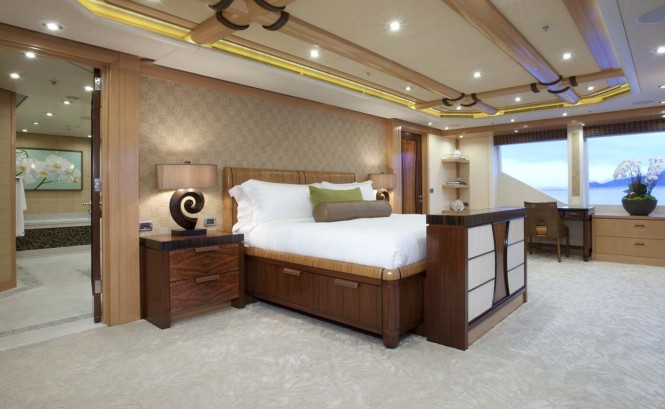 Yacht ARIANNA -  Master Cabin