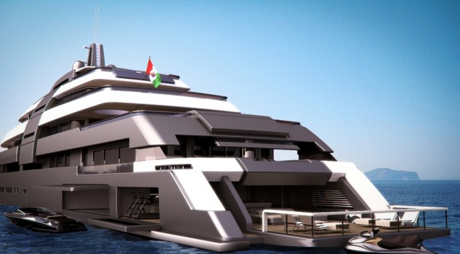 ZSYD luxury yacht concept