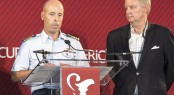 America's Cup Press Conference in San Francisco © ACEA Photo : Guilain GRENIER