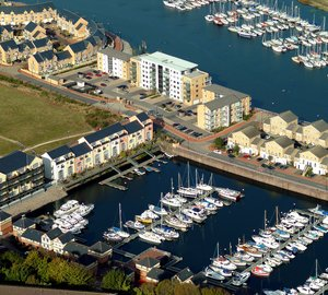 TYHA's 5 Gold Anchor Award for two Quay Marinas