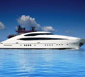 Lantic's innovative reconditioning for AV system of 46m Palmer Johnson motor yacht CLIFFORD II