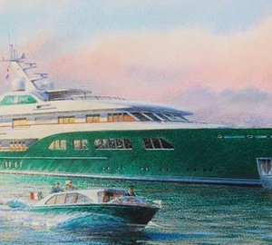 Andrew Winch on newly launched 62m Feadship mega yacht SEA OWL
