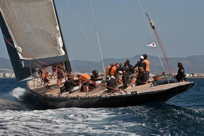 A very successful Superyacht Cup Palma 2013 for Claasen Yachts