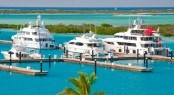 All-new Blue Haven Marina positioned in the beautiful yacht charter destination - Turks and Caicos Islands - Photo by A. Foster