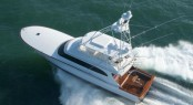 77ft motor yacht Blank Check by Jarrett Bay Boatworks