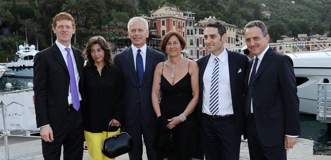 Bulgari & Azimut Yachts - Piazzetta Portofino Italy