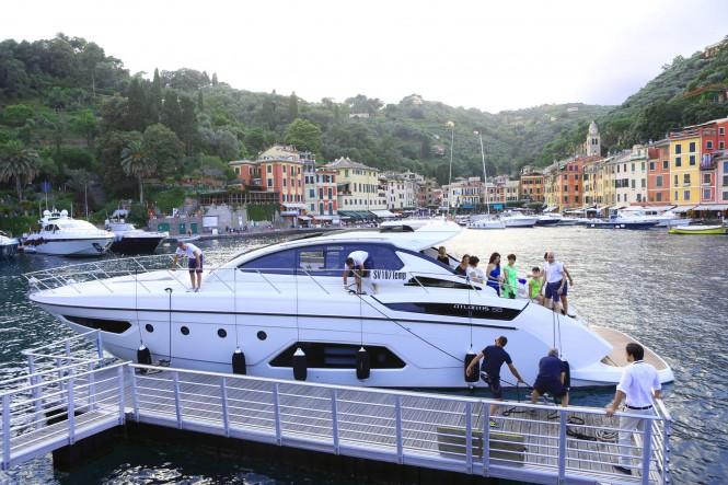 Bulgari and Azimut Yachts