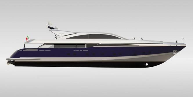 Codecasa 50s open motor yacht Framura 3
