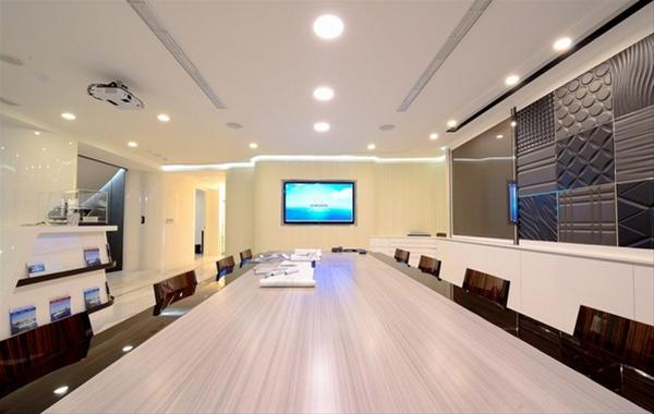 conference room at the new horizon interior design center