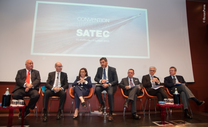 Convention UCINA SATEC 2013