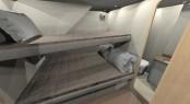 Dashew FPB 78 Yacht - Guest Cabin