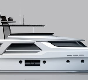 New OceanClass motor yacht Project OceanClass 88