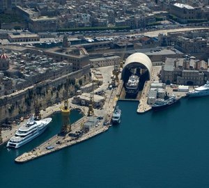 ISS and Wilfred Sultana & Associates Present 'Malta, a Better Destination for Superyachts!'