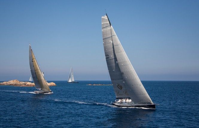 My Song - Loro Piana Superyacht Regatta 2013 ©Jeff Brown/Superyacht Media