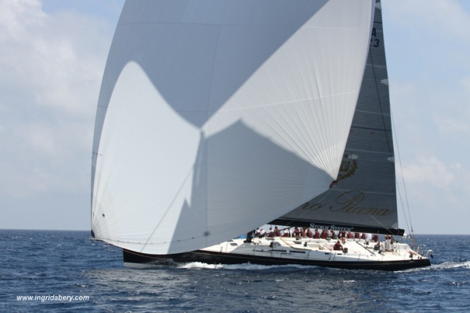 Nauta-designed sailing yacht My Song - Image by www.ingridabery.com