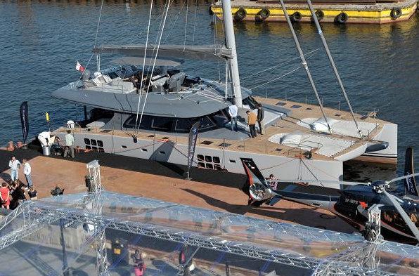 New Sunreef 70 Sail Yacht ROLEENO