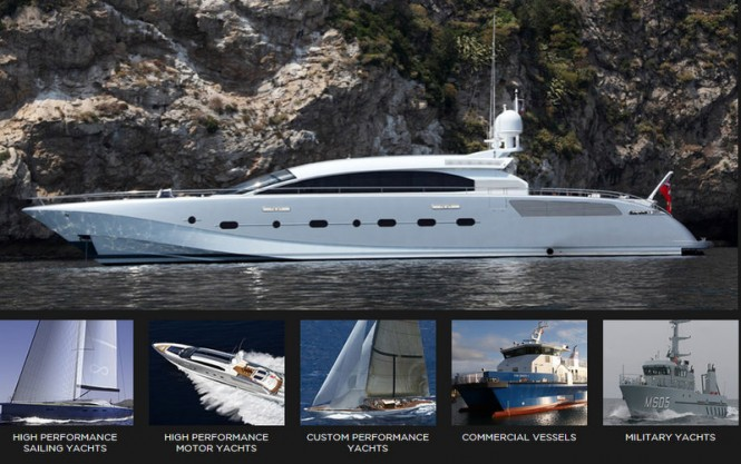 New website launched by Danish Yachts