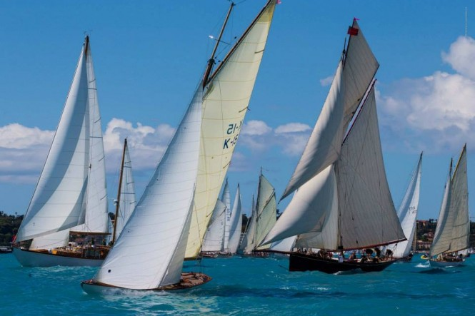 Panerai Classic Yachts Challenge 2013 in Antibes, France