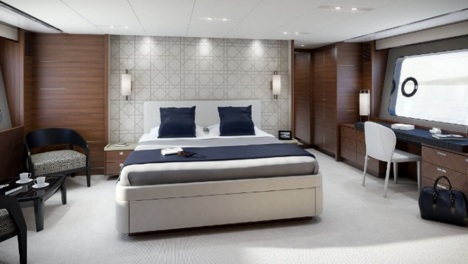 New Motor Yacht Princess 88 By Yachts Charter